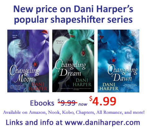 new-changeling-series-sale-price
