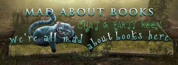 mad about books chat and party room